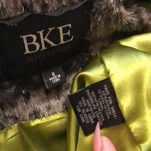BKE Jackets & Coats - Beautiful faux fur BKE jacket S